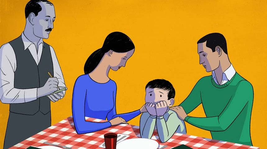 The Right Way for Parents to Help Anxious Children