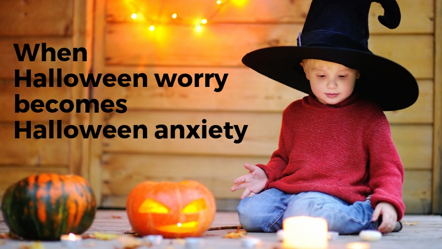 When Halloween Actually Scares Kids