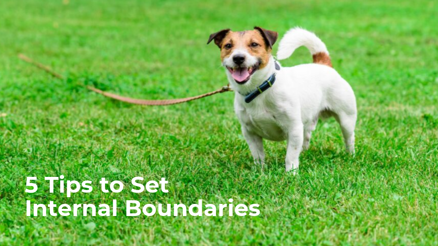 5 Tips to Set Internal Boundaries